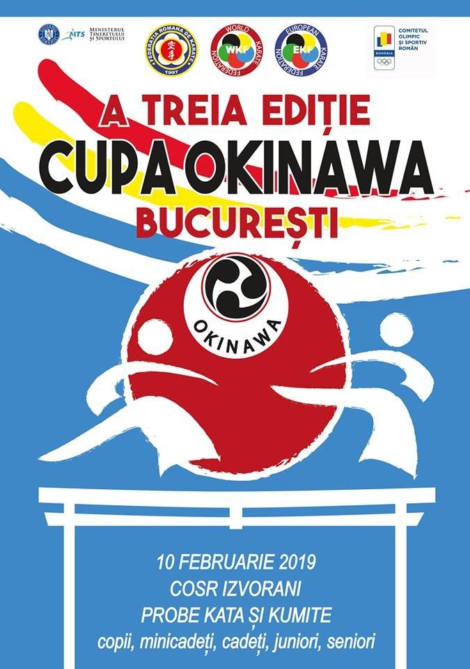Cupa Okinawa Bucuresti